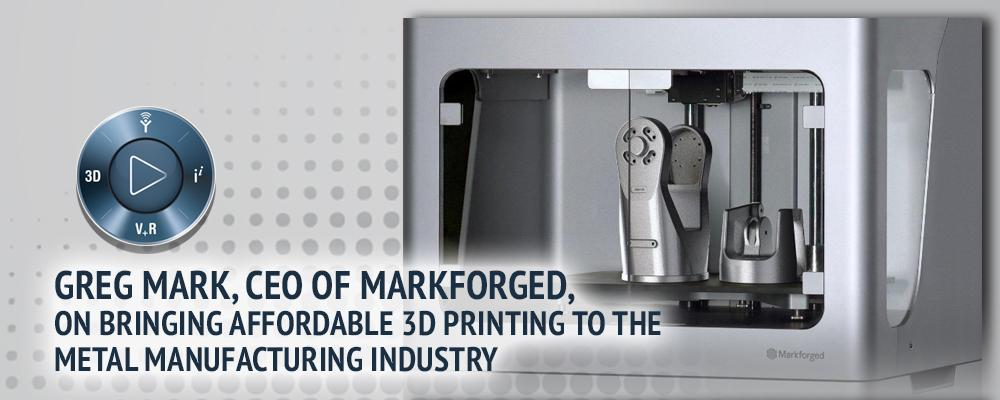 Markforged printers