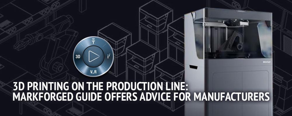 Markforged printer - 3D printing