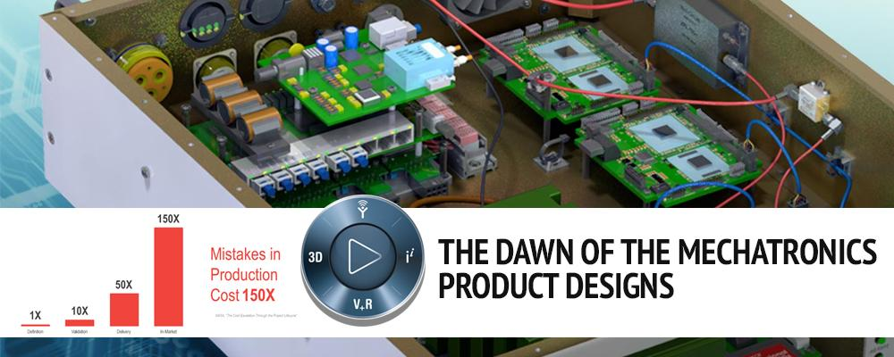 The Dawn of the Mechatronics Product Designs