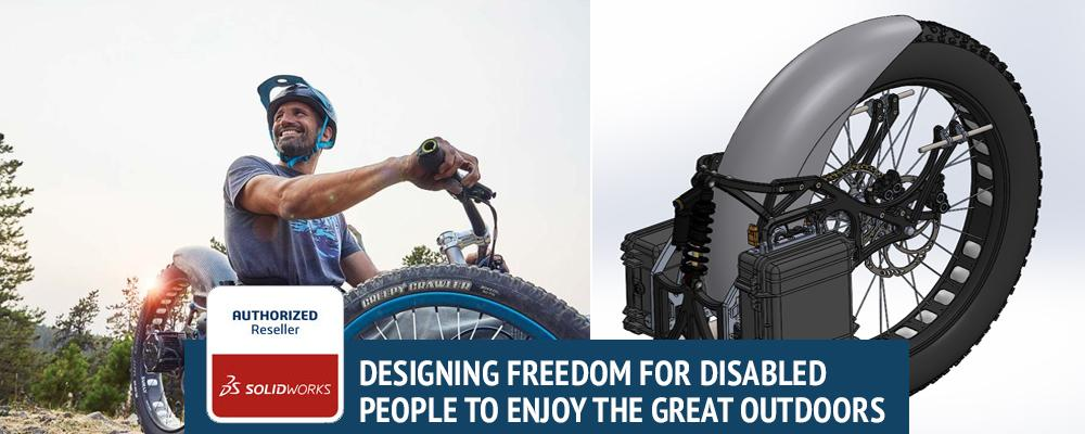 Designing Freedom for Disabled People to Enjoy the Great Outdoors