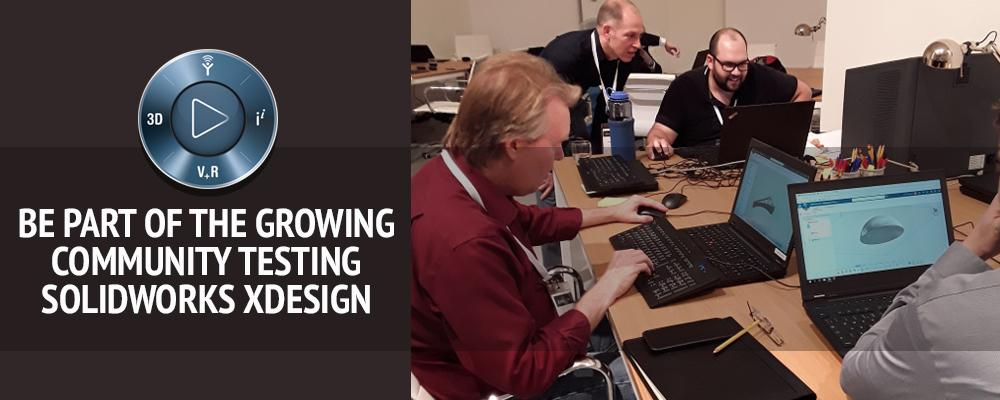Growing Community Testing SOLIDWORK