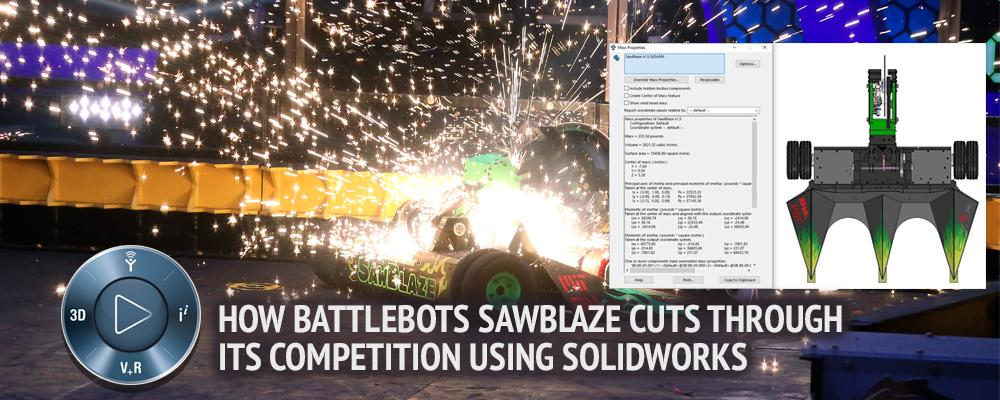 BattleBots - SOLIDWORKS